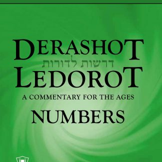 Derashot Ledorot - Numbers cover