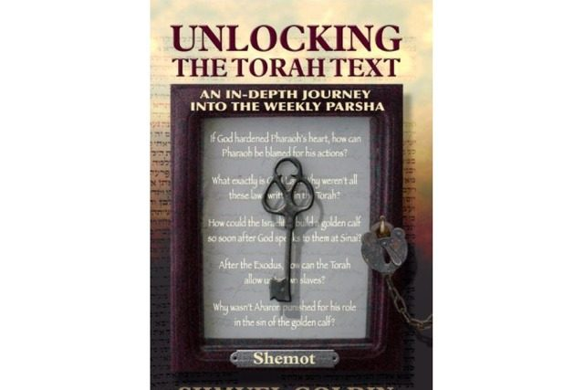 Unlocking the Torah Text Shemot