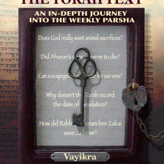 Unlocking the Torah Text Vayikra